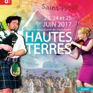 Festival des hautes terres 23/24/25 juin 2017