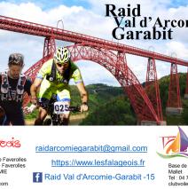 Raid Val d'Arcomie Garabit Dimanche 20 septembre 2020